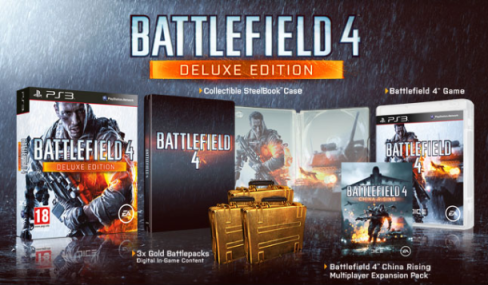 BF4 UK Deluxe Edition Revealed | (GLN) Games Latest News