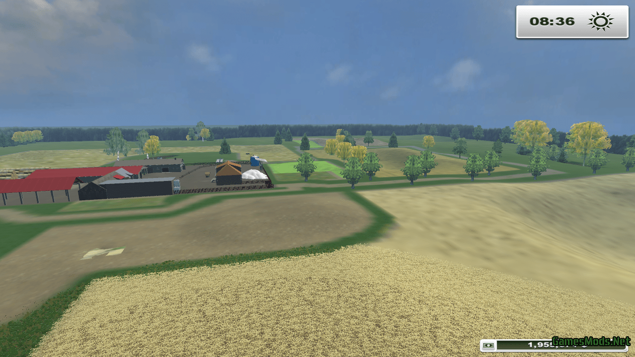 Ls 2013 Farming Simulator Jeleniowo V3 1 New Polish Map For Ls 2013 Gamesmods Fs19