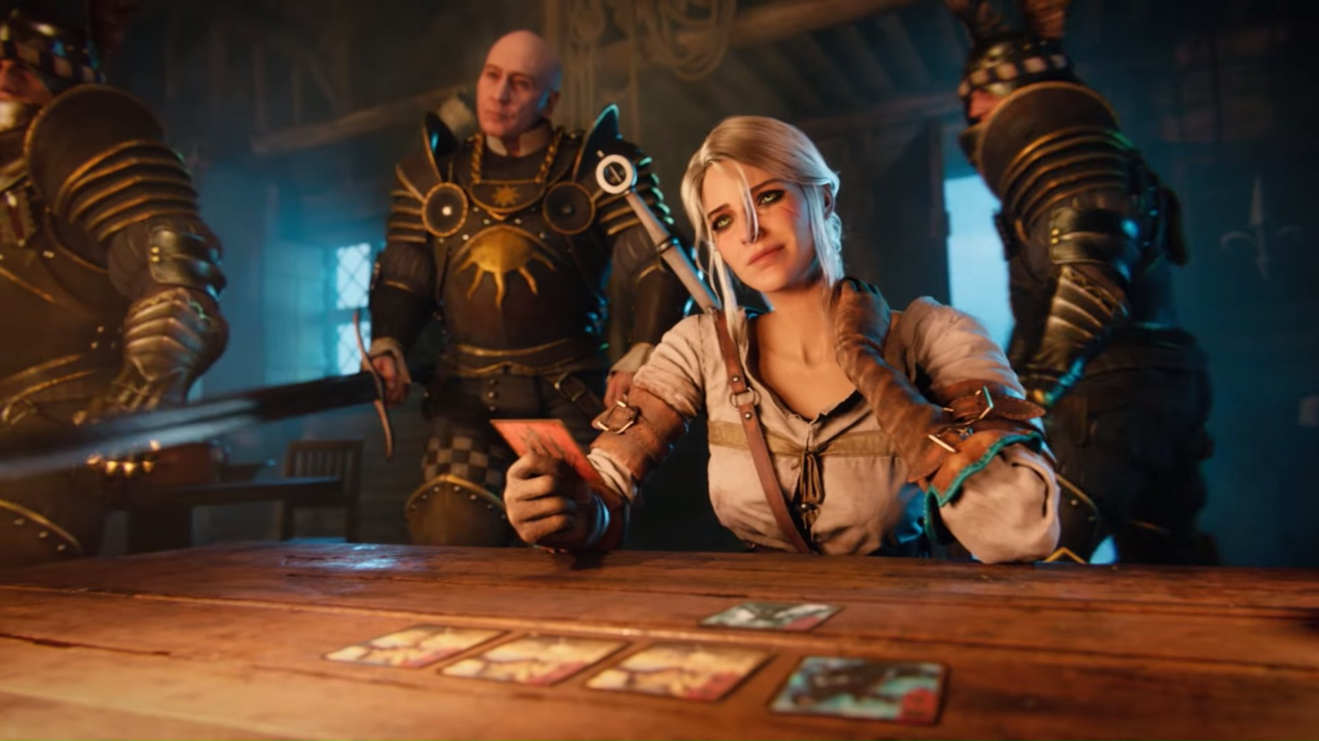 Fallout 4 Wallpaper Hd Gwent Cinematic Trailer Is A Bloody Good Time In