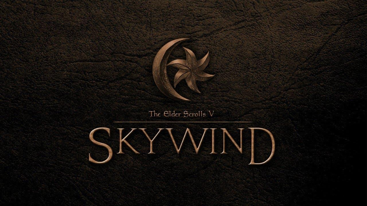 Skywind: Ένα τεράστιο mod για το Skyrim Skywind
