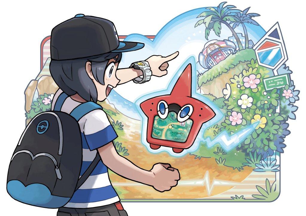 Νέες πληροφορίες για τις Pokemon Sun και Moon Pokemon-2