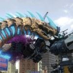 『地球防衛軍4.1』巨大怪生物 VS. 歩行要塞!迫力のスクリーンショット公開