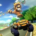 『マリオカート8』第1弾DLC収録「GCヨッシーサーキット」映像公開!新マシン「タヌキバギー」を撮したスクリーンショットも