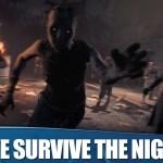 『ダイイングライト』危険な夜間のプレイ動画が公開