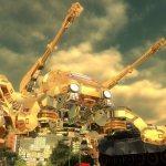 PS4『地球防衛軍4.1』初回封入特典として黄金に輝く4足歩行型タンク「デプス・クロウラーゴールドコート」が発表