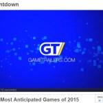1位は日本の人気シリーズ最新作!GameTrailersが「2015年で最も期待されるゲーム TOP10」を発表!