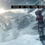 『RISE OF THE TOMB RAIDER』OXMに新たなスクリーンショットが掲載