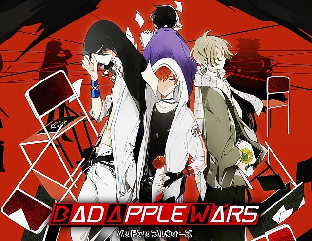 BAD APPLE WARS