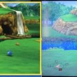 『ドラゴンクエストVIII』3DS版とPS2版の比較スクリーンショット