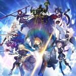 スマホ『Fate/Grand Order』配信時期が7月下旬に決定!TVCM第2弾&メインビジュアル公開