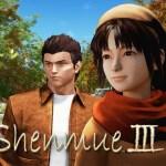 『シェンムー3』が「最も短時間で100万ドルを集めたビデオゲーム」としてギネス世界記録に認定!