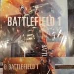 BF新作は第一次世界大戦が題材?タイトルは『Battlefield 1』で10月18日に発売予定 ─ 小売よりポスター画像がリーク