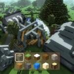 200種類以上のブロックで自由なモノ作りが楽しめるWii U用サンドボックスゲーム『ブロックビルダー』8月31日配信!2人協力プレイも可能
