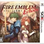 3DS『ファイアーエムブレム エコーズ』多くの特典が付属するマイニンテンドーストア限定版が発売!