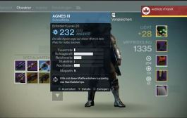 Destiny: Agnes III Best Shotgun with Ultra Long Range