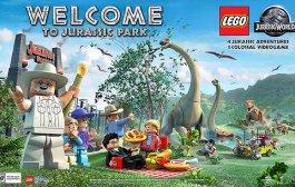 LEGO: Jurassic World – All Red Bricks Details