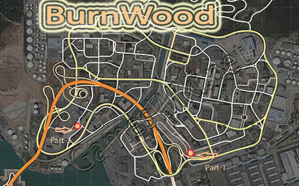 Need-For-Spped-Burnwood-Free-Parts-Location-Map