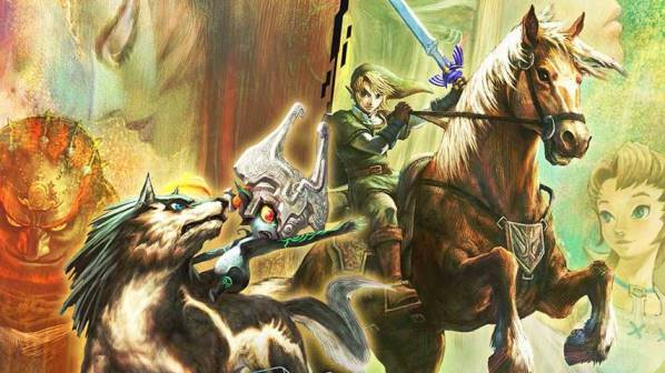 The Legend of Zelda: Twilight Princess HD – Amiibo and Cave of Shadows Walkthrough
