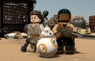 LEGO Star Wars: The Force Awakens – Gold Bricks Location in Console Hub Area