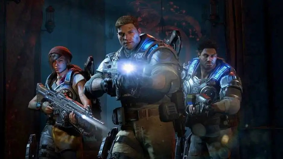 Il trailer di lancio di Gears of War 4