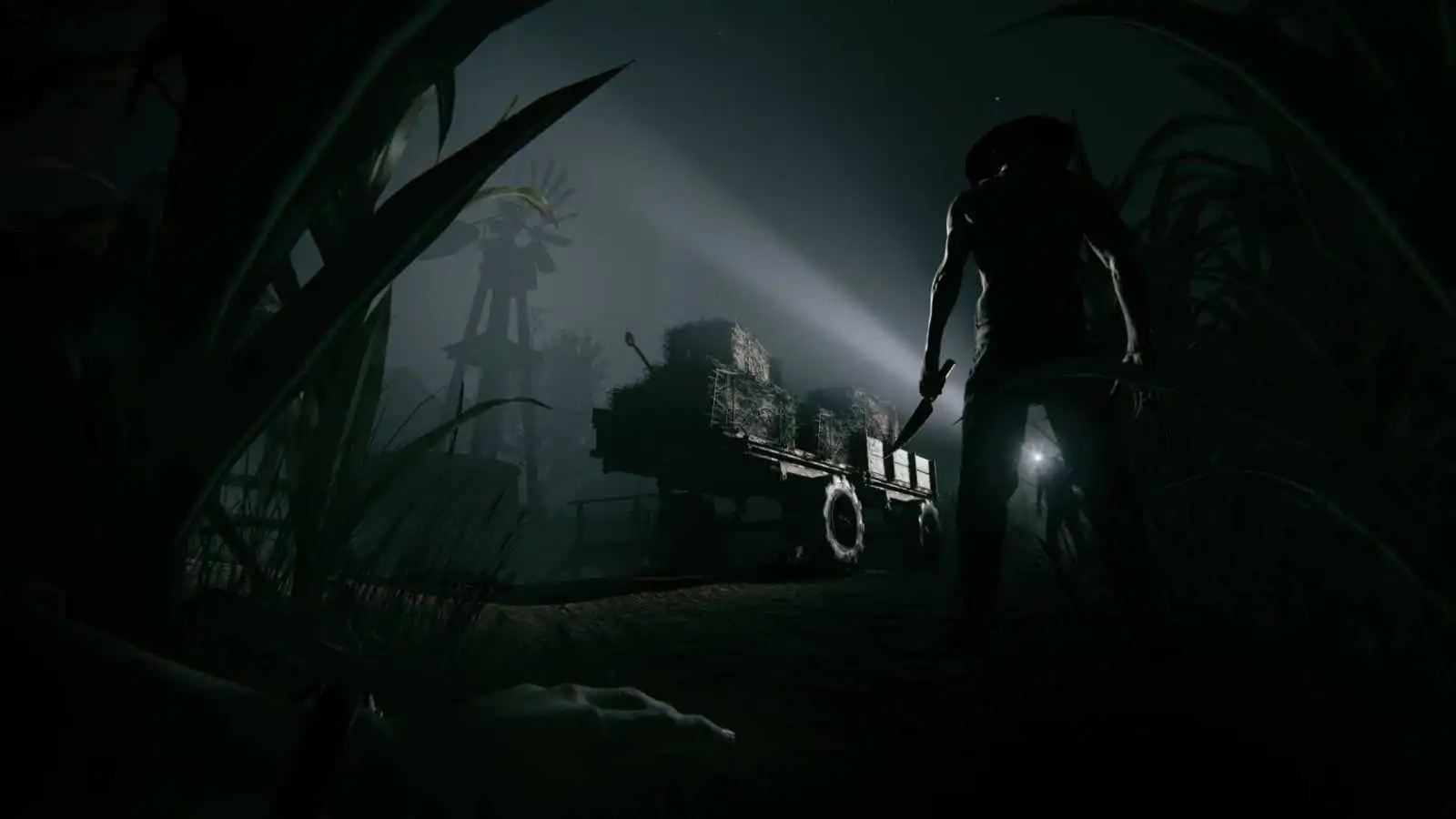 Outlast 2: la demo PS4 disponibile su PlayStation Store