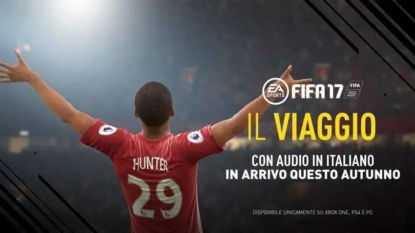 FIFA 17 Il Viaggio da Record