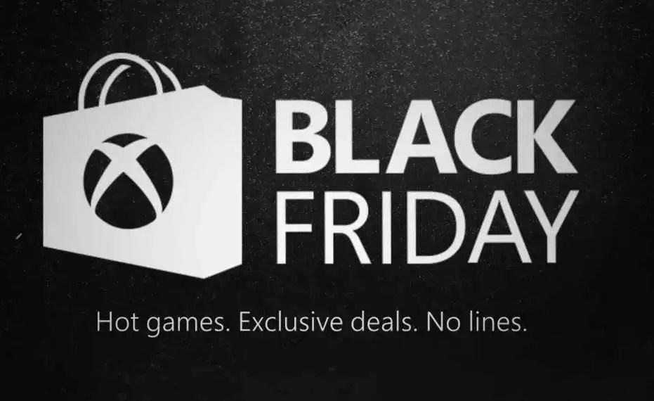 Sono cominciati i saldi Xbox per il Black Friday!
