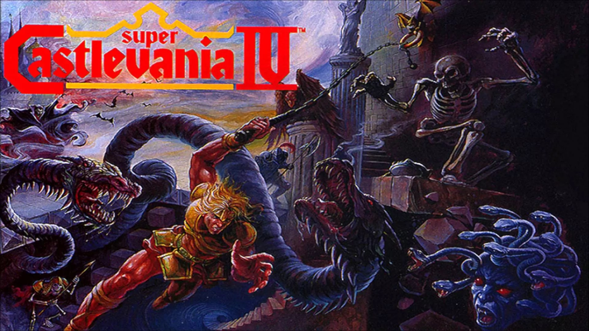 Ios 6 Wallpaper Hd Super Castlevania Iv Other Castle Featured Snes Rom