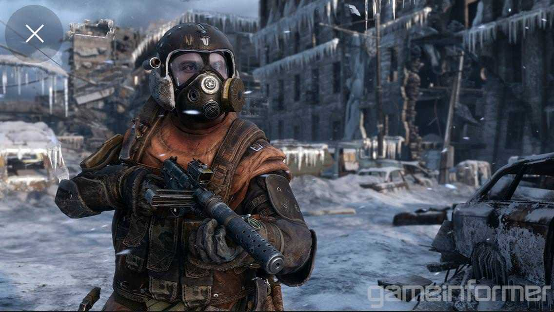 Wallpaper Fall Weather Metro Exodus New Screenshot Showcases Environments And