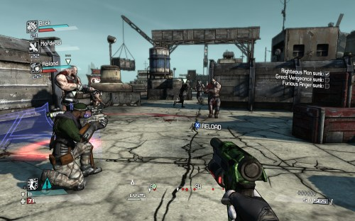 ... person shooter action rpg players 1 2 2 4 online console xbox 360