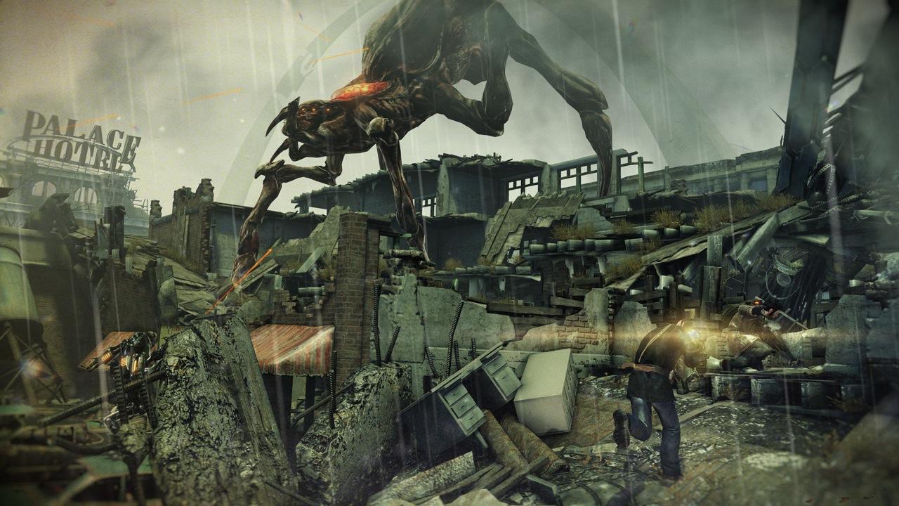 Resistance Fall Of Man Wallpaper Wr Resistance 3 Ps3 Game Usagi