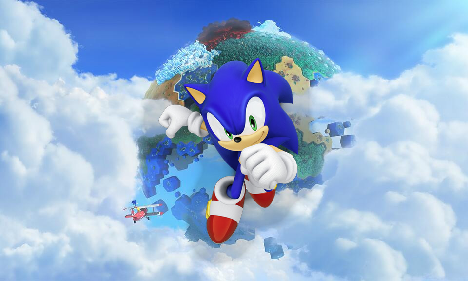 Erstes 3DS Gameplay zu Sonic Lost World