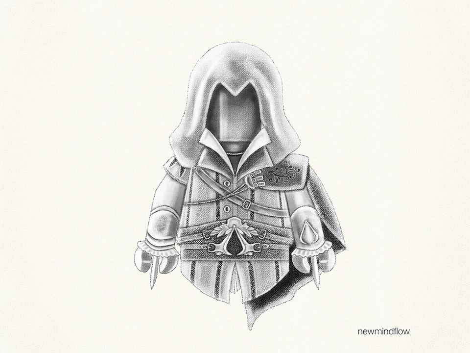 Assassin Paper 960