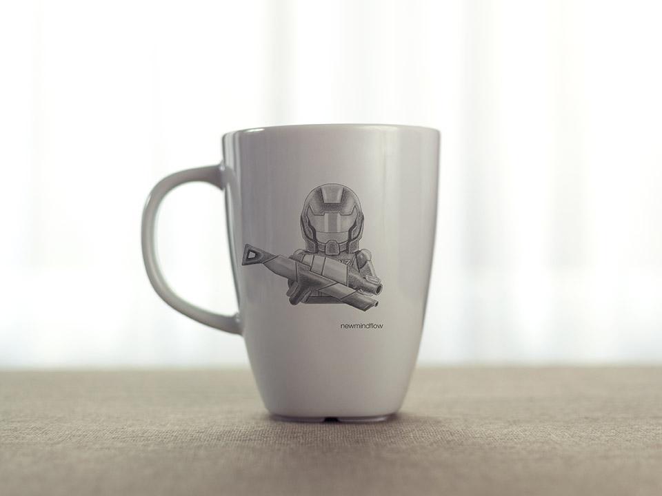Com. Shepard Cup 960