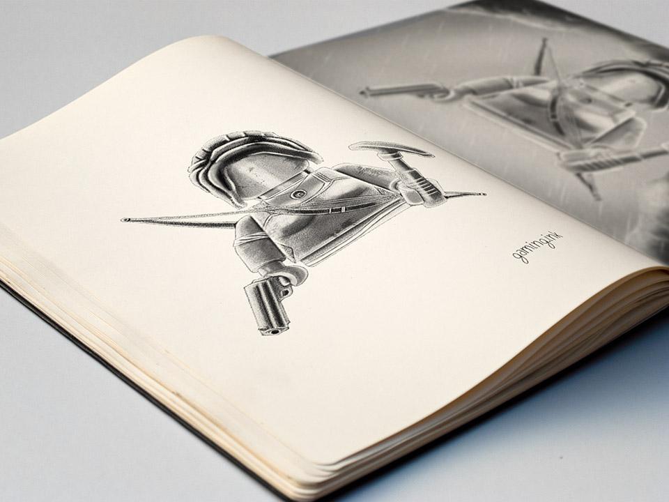 Lara SketchBook 960