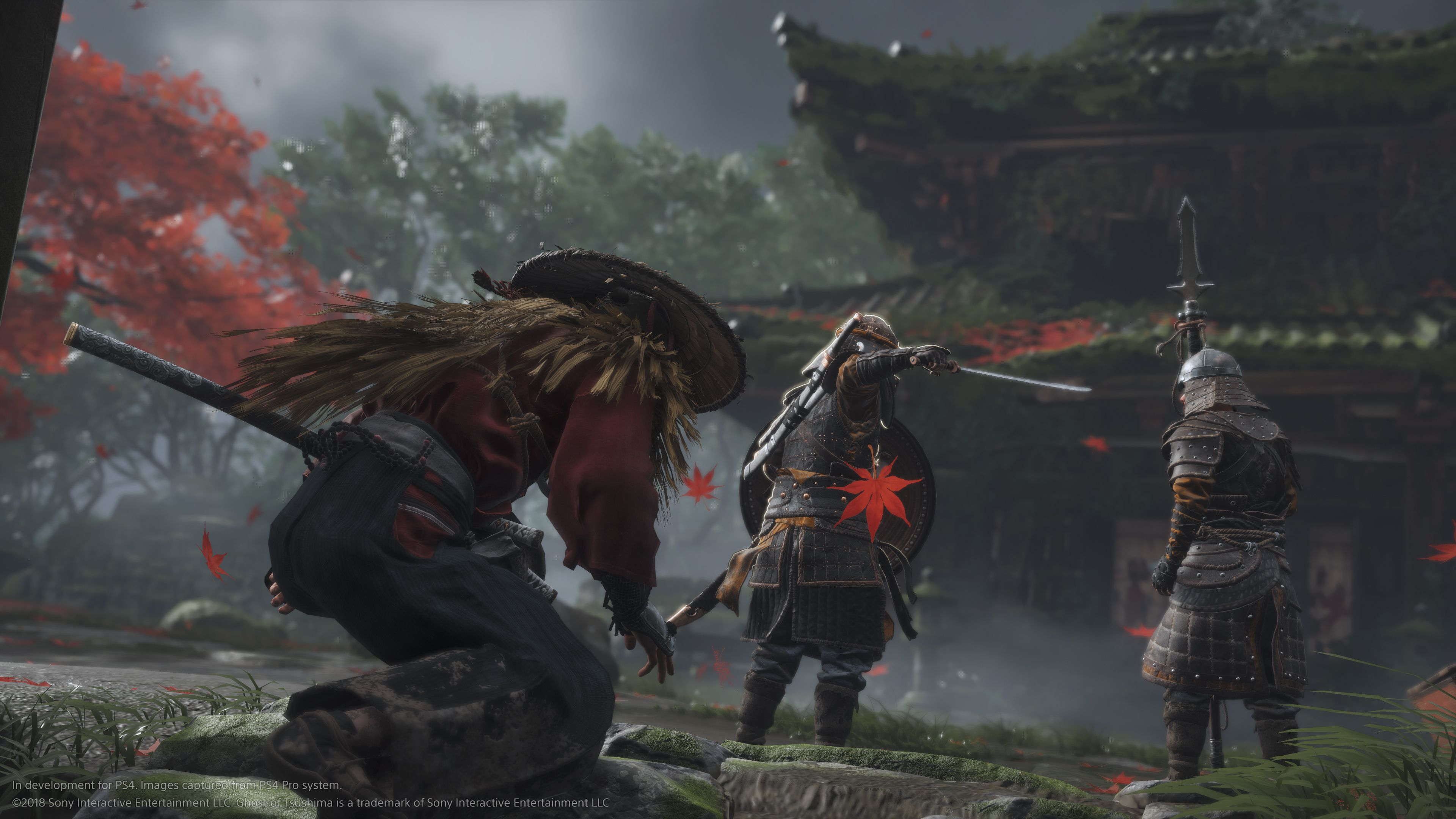 Sad Wallpaper Full Hd Ghost Of Tsushima S Aesthetic World Size And Protagonist