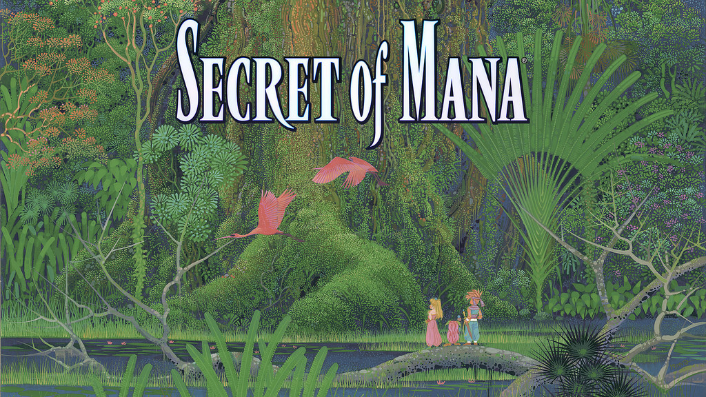 Best 3d Modern Wallpaper Image Secret Of Mana Remake Announced For Pc Ps4 And Ps Vita