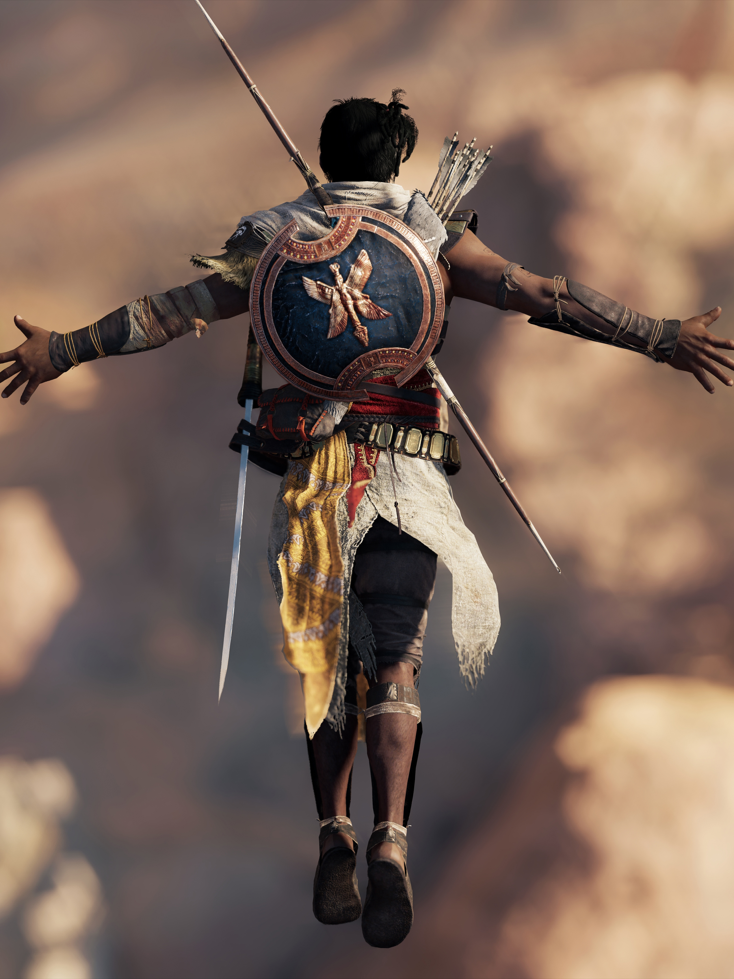 Hd Wallpapers Assassins Creed Top 15 Assassin S Creed Origins Wallpapers For Your Pc And