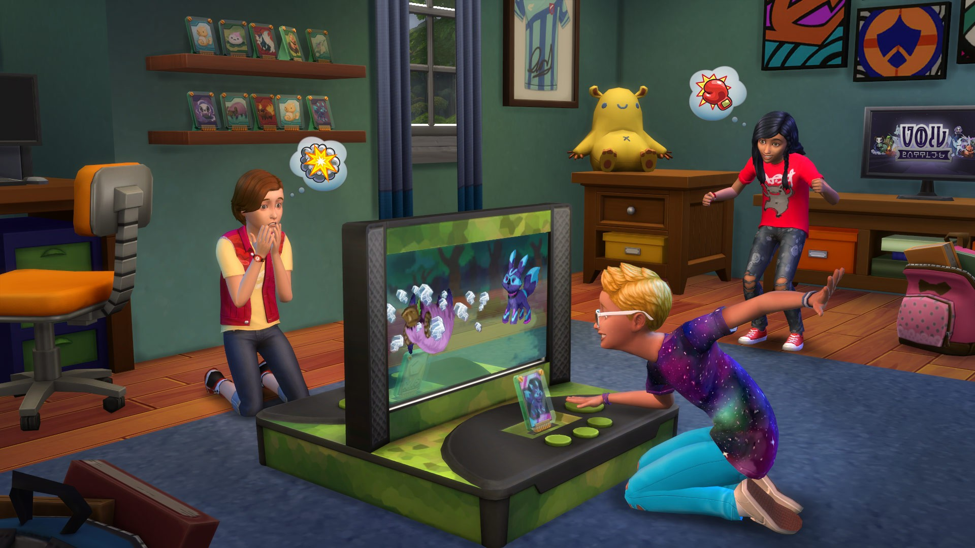 Sims Online Multiplayer Buy The Sims 4 Bundle Pack 4 Pc Game Origin Download