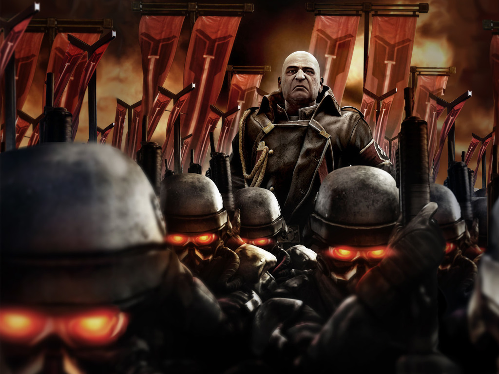 Resistance Fall Of Man Wallpaper Killzone Getting Caught Up With The Story Gaming