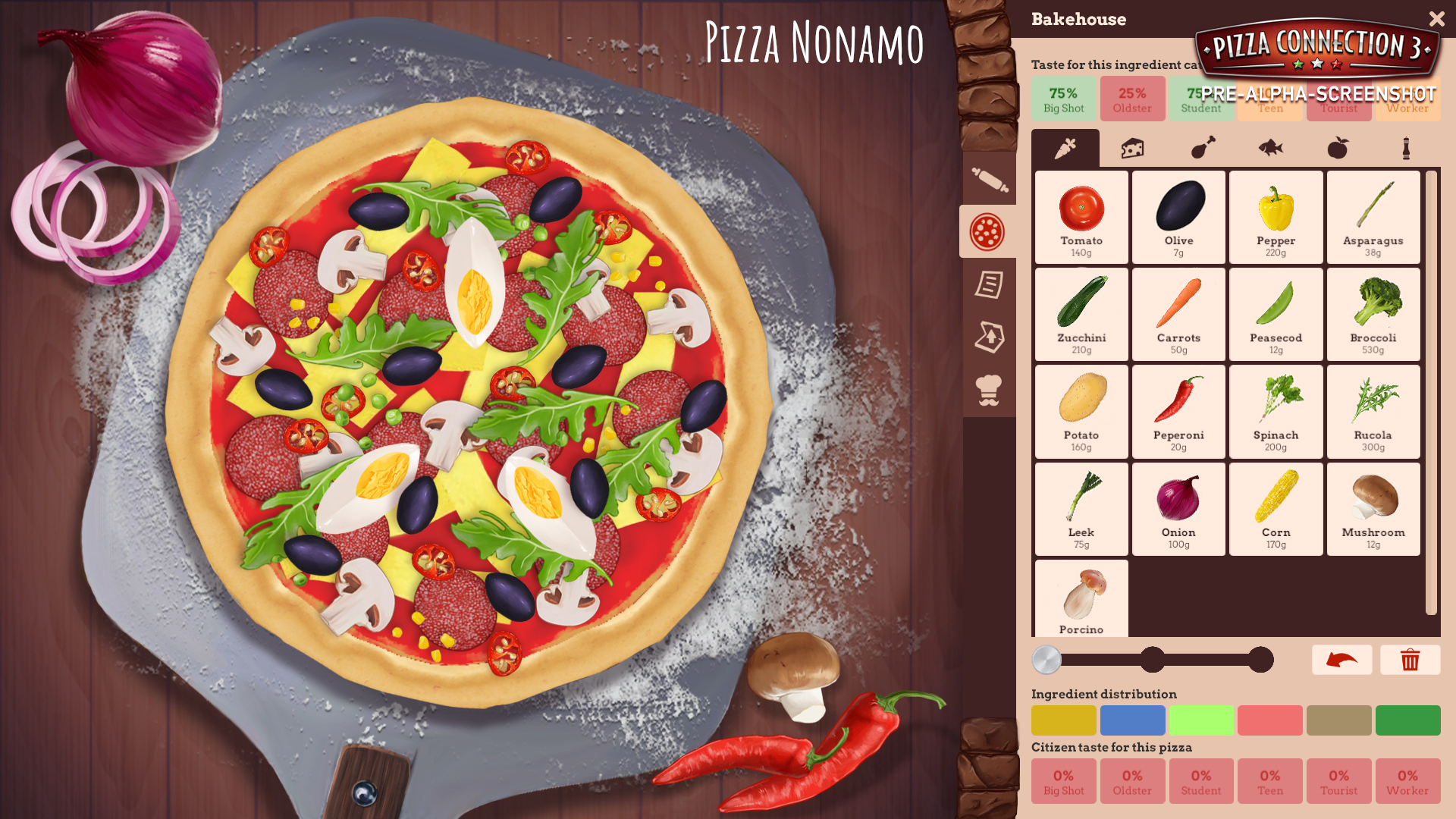 Cuisine Gameplay Pizza Connection 3 Simulation And Management Game To Release With