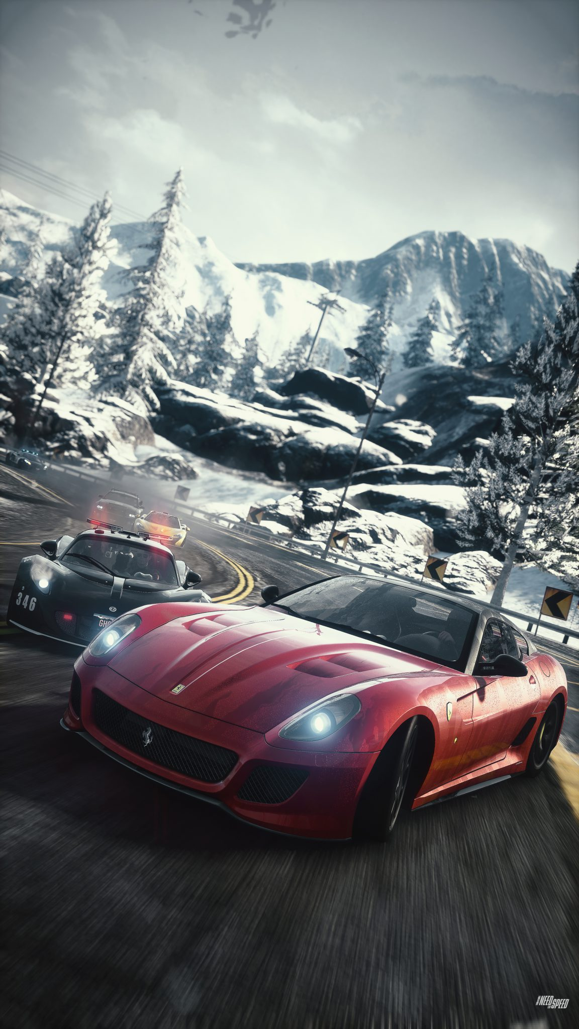 Nfs Rivals Cars Wallpaper Need For Speed Rivals Now A Ps4 Launch Title Gamingshogun