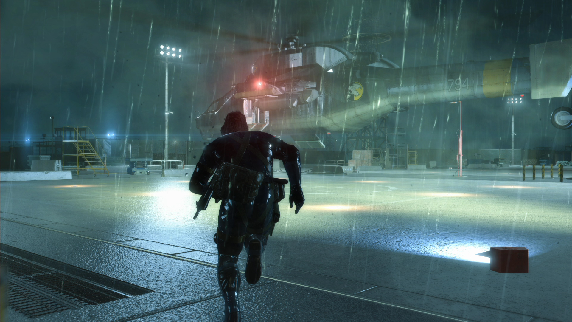 Metal Pc Metal Gear Solid V Ground Zeroes Review Pc Gamingshogun