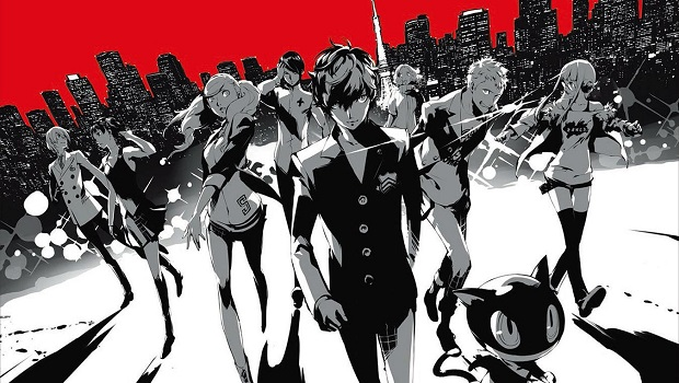 Wallpaper Volleyball Quotes Life Will Change Persona 5 Review Gaming Trend