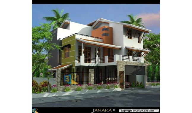 Getmyland com house for sale in kadawatha design and