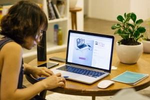 Como trabajar desde casa por internet