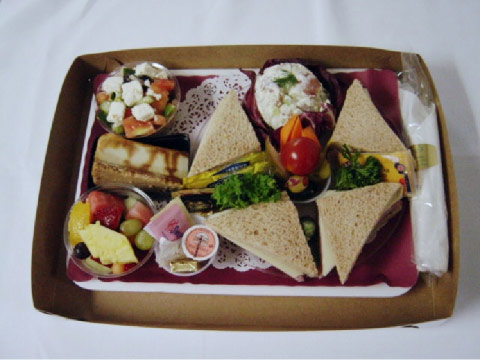 Boxed Lunch Catering Ivoiregion
