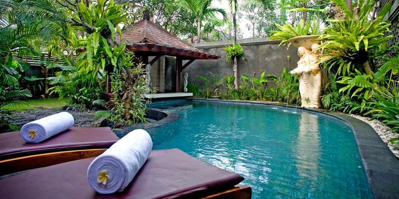 3 Bedroom Swimming Pool Gandhi Bali Tours