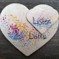Despre parteneriatele de ascultare si cea mai coplesitoare experienta din viata mea