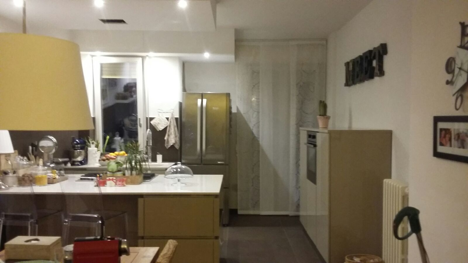 Tende Moderne In Cucina